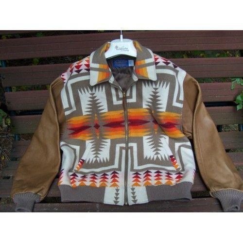 Pendleton Coats For Men Mens Wool Pendleton Xl Navajo