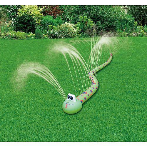 Silly Snake Water Sprinkler Toys R Us