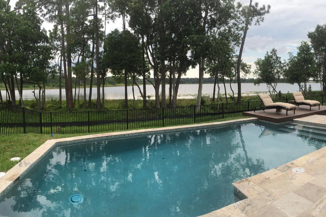 Orlando Pool Company Windermere Lake Nona Swimming Pools Spas