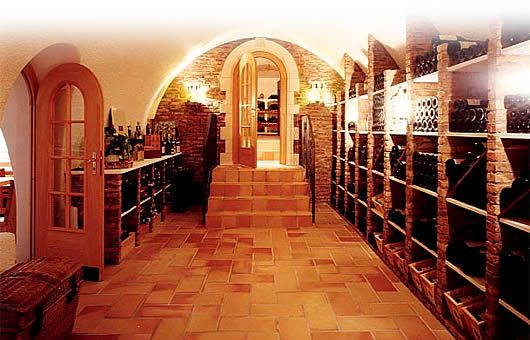 décoration cave vin | In Vino Veritas | Pinterest | Cave, Cellar ...