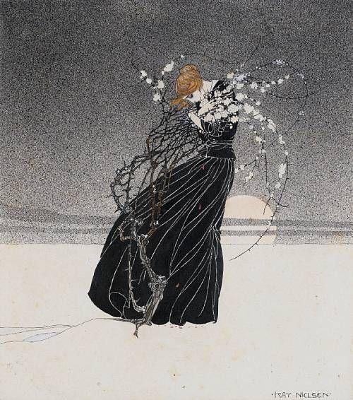 Kay Nielson, Illustrator (1886-1957)