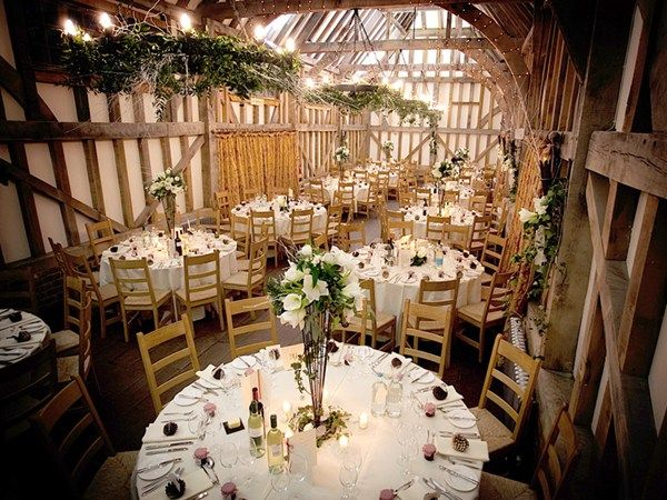 Top Best Barn Wedding Venues