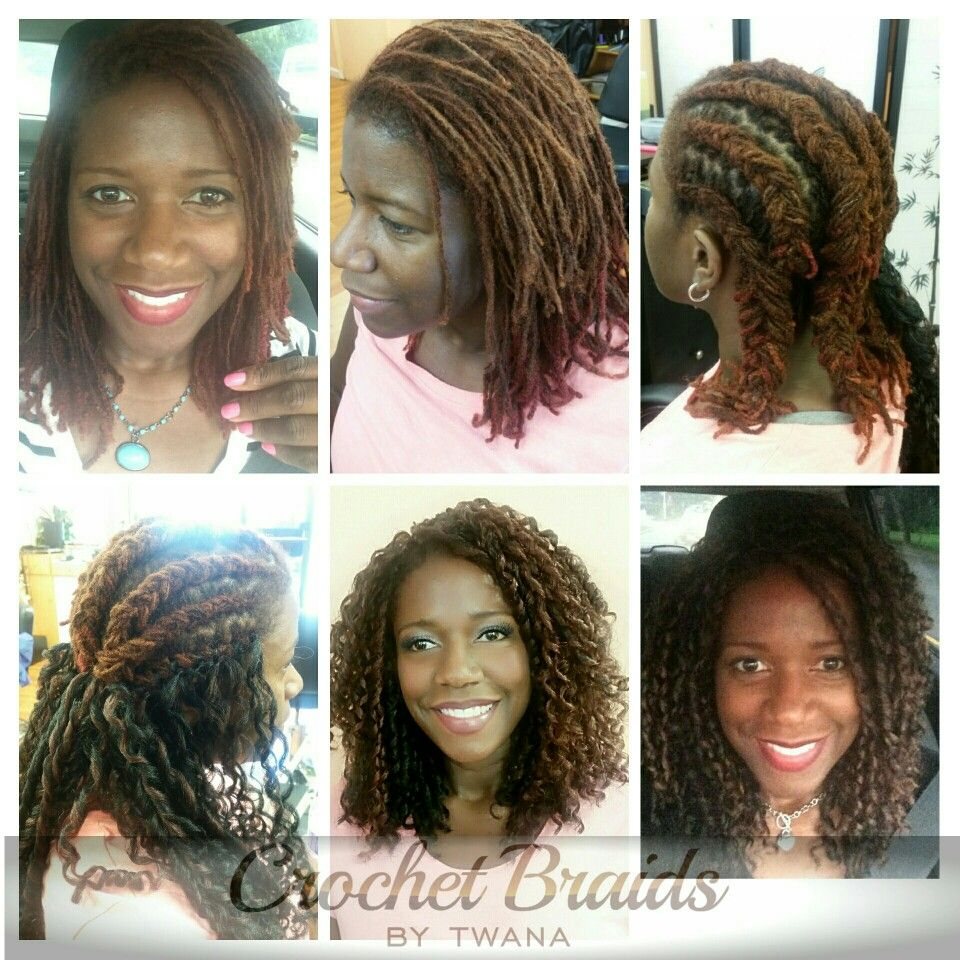 Sisterlock To Crochet Transition Yes Crochet Braids Can Be