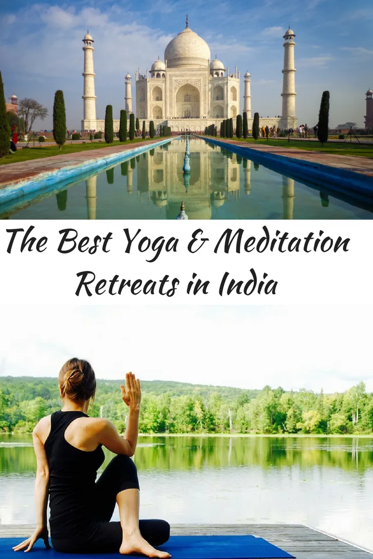 The Best Yoga And Meditation Retreats In India Yoga shalas, retreats and meditation centers are blooming all over the island. pinterest