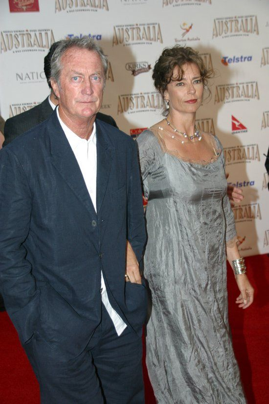 Bryan Brown And Rachel Ward Turning Out For The Red Carpet World