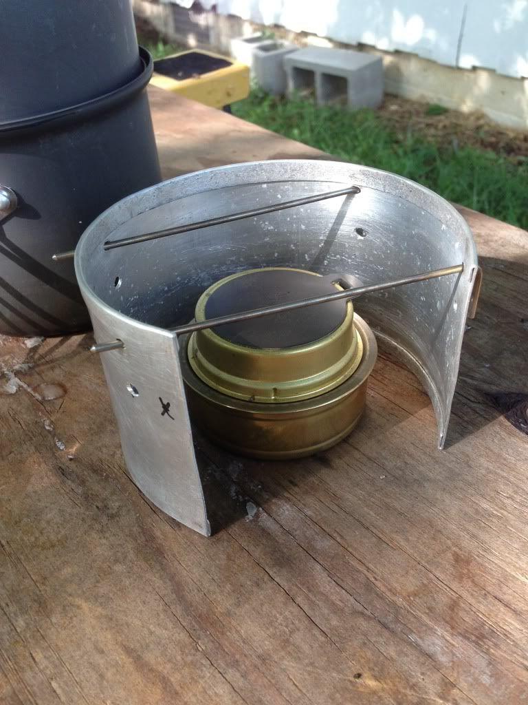 Pot Holder For Trangia Stove Trangia Stove Camping