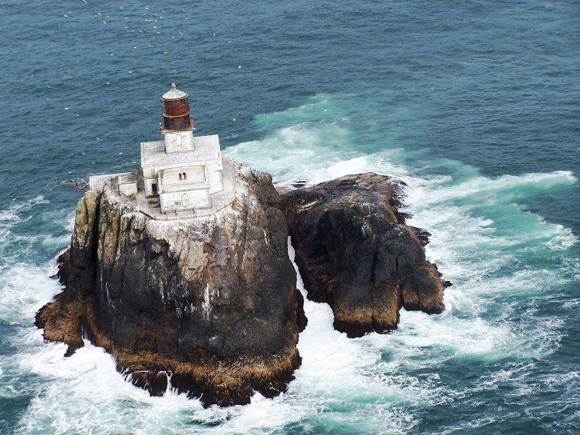 The Lighthouses Of Oregon Coast