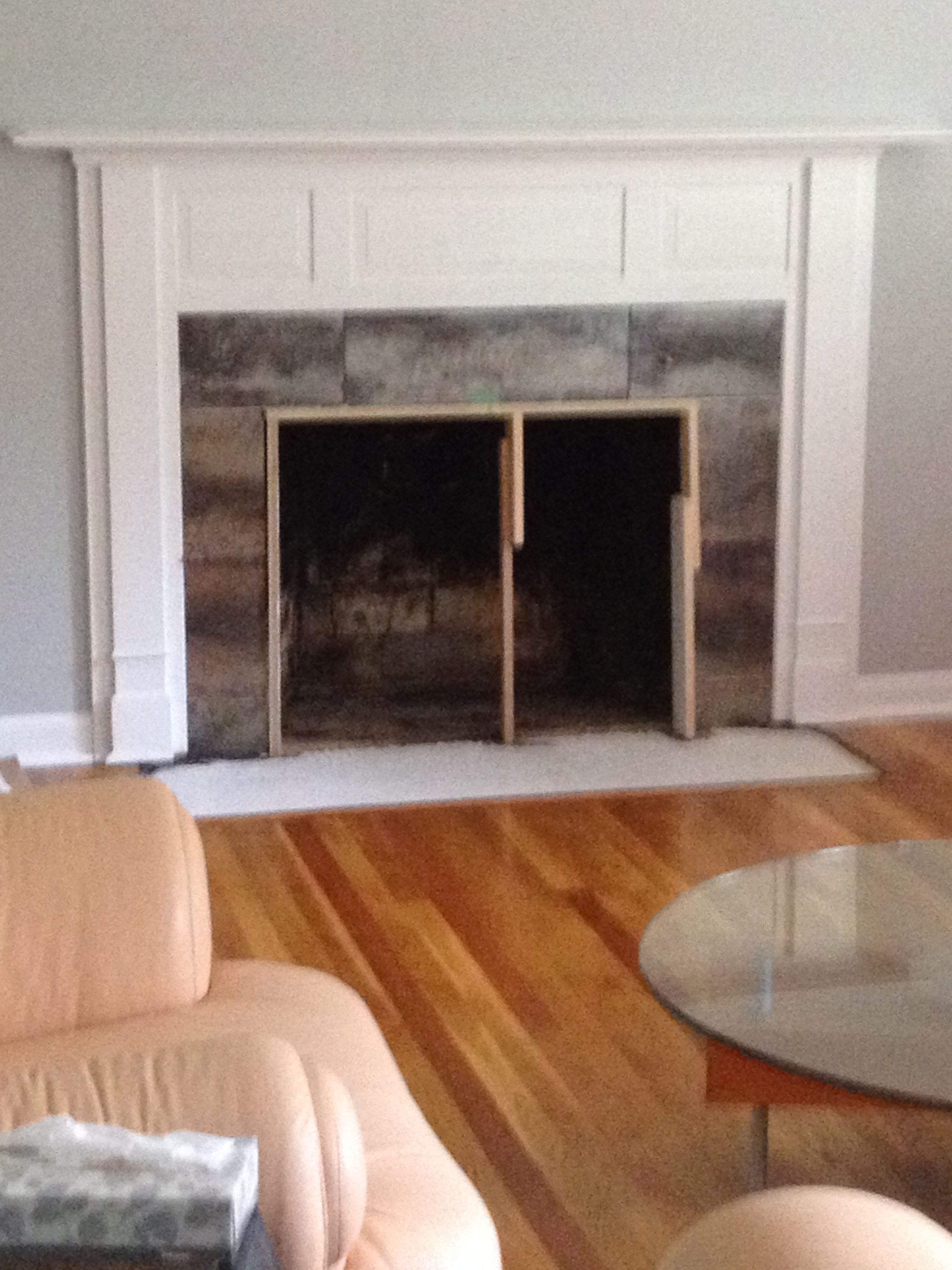 Next Project  Fireplace Surround By Dave Morell @Gail Regan