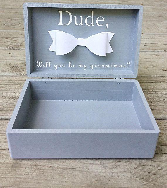 Best Man Wedding Gift Ideas: Best Man/Groomsmen Gift Box,Best Man Box,Groomsman Box