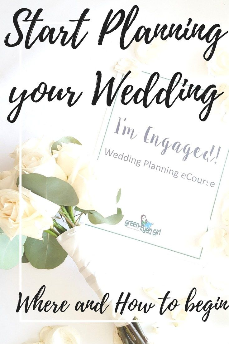 How To Start Planning Your Wedding Related Plan