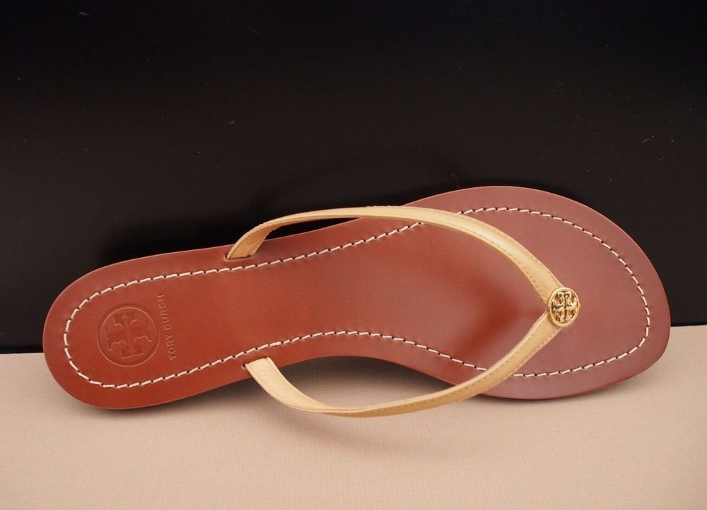 1cbc42440e982 Tory Burch Terra Thong - Sun Beige - size  7.5  fashion  clothing  shoes   accessories  womensshoes  sandals (ebay link)