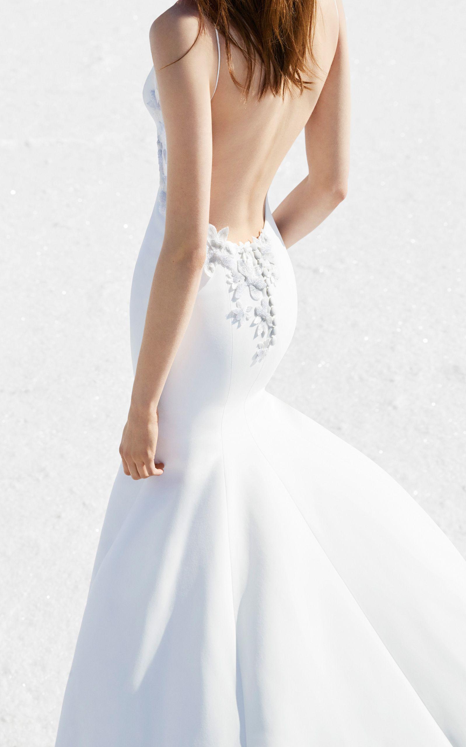 Alex Perry Bride Sophia Bikini Embellished Gown | Pinterest ...