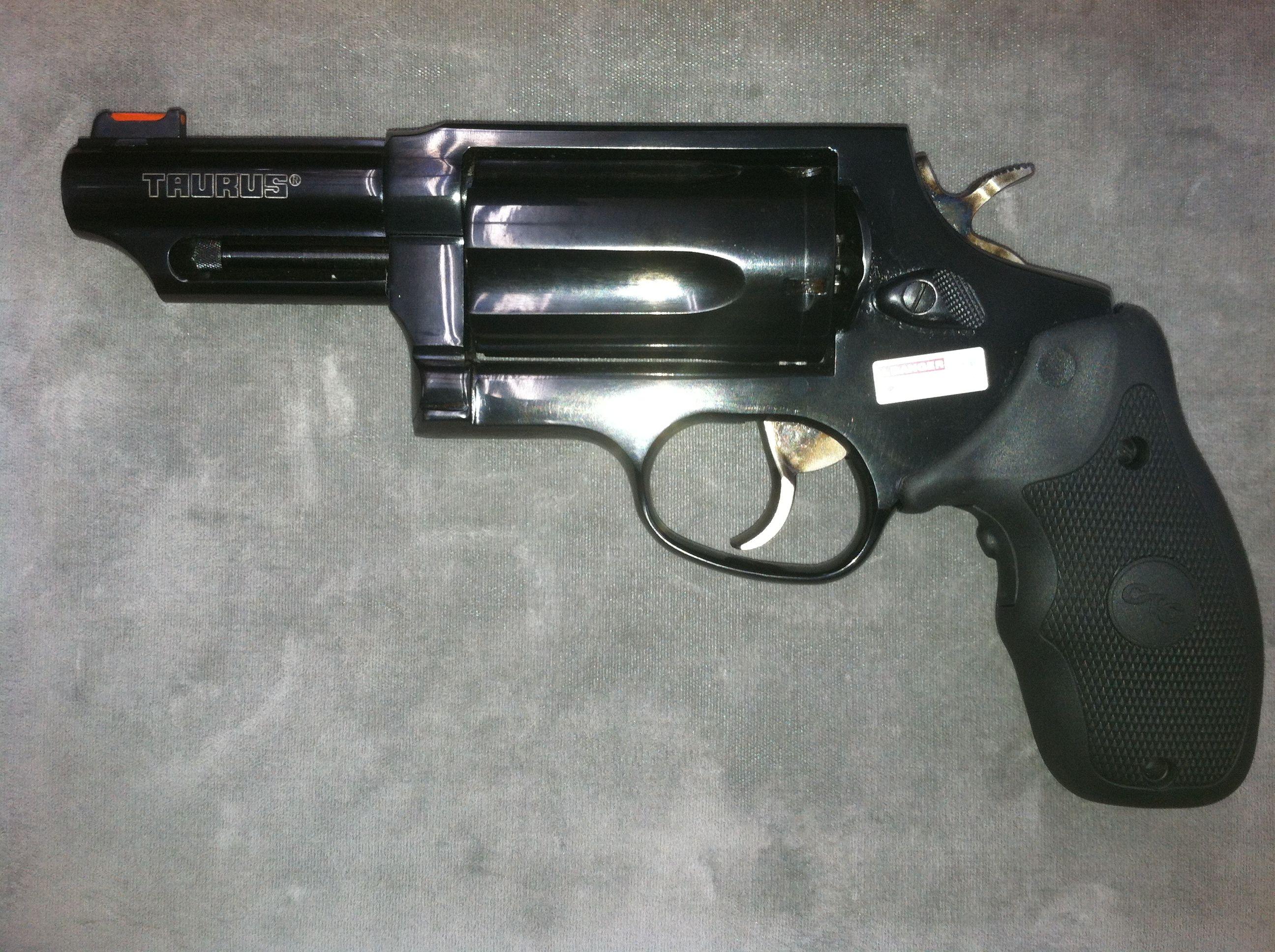 Taurus Judge (w/Crimson Trace laser grips)  45LC/ 410ga $659 95
