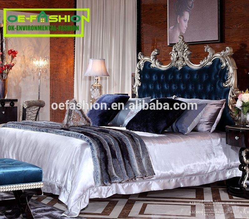 Oe Fashion Wholesales Bedroom Furniture Solid Wood Carving Wedding Bed View Wedding Bed Oe Fashion Pro Furniture Furniture Styles Contemporary Bedroom Design