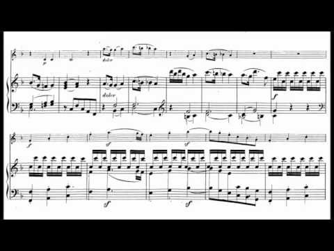 Mozart - Violin Sonata No. 36, F Major K. 547 [van Keulen/Brautigam]