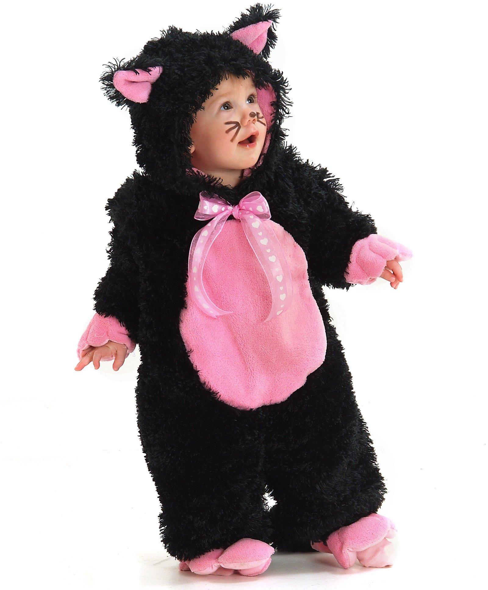 Black Kitty Infant / Toddler Costume  sc 1 st  Pinterest & Black Kitty Infant / Toddler Costume | Black kitty Toddler costumes ...