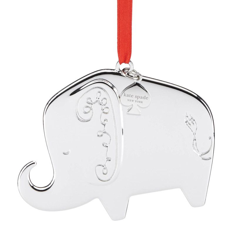 2016 babys first christmas elephant kate spade new york ornament elephant ornament