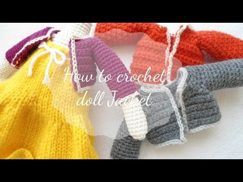 YouTube #crochetdoll