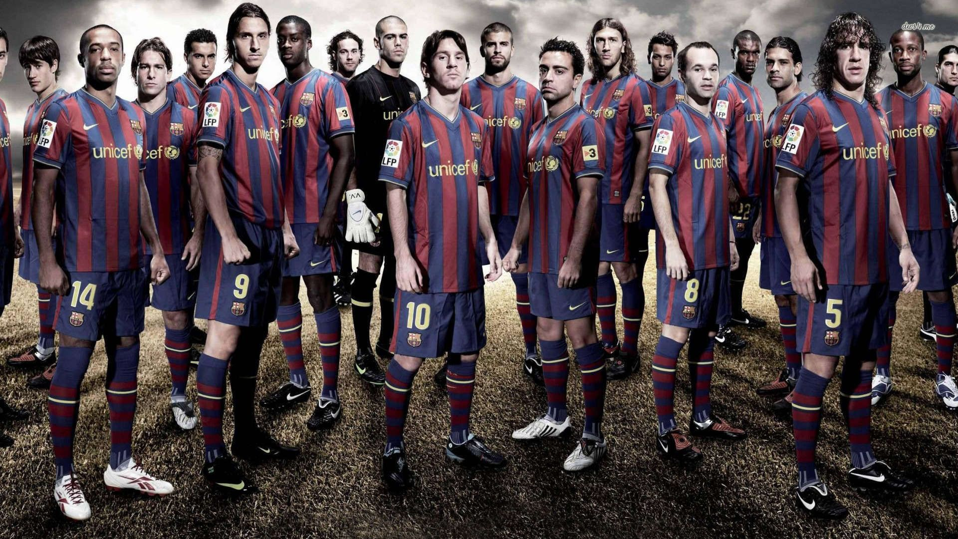 FC Barcelona 13 14 Home Away Kits Released Third Kit Info