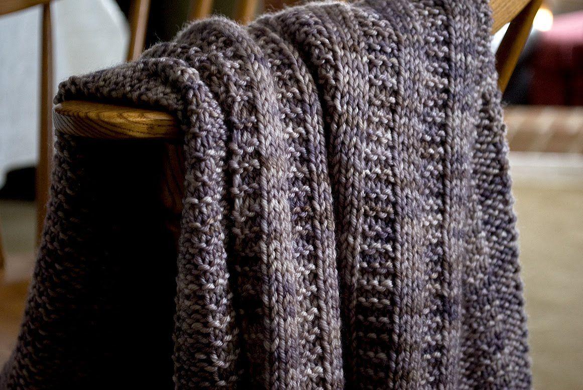 garter rib baby blanket | Things To Make | Pinterest | Blanket ...