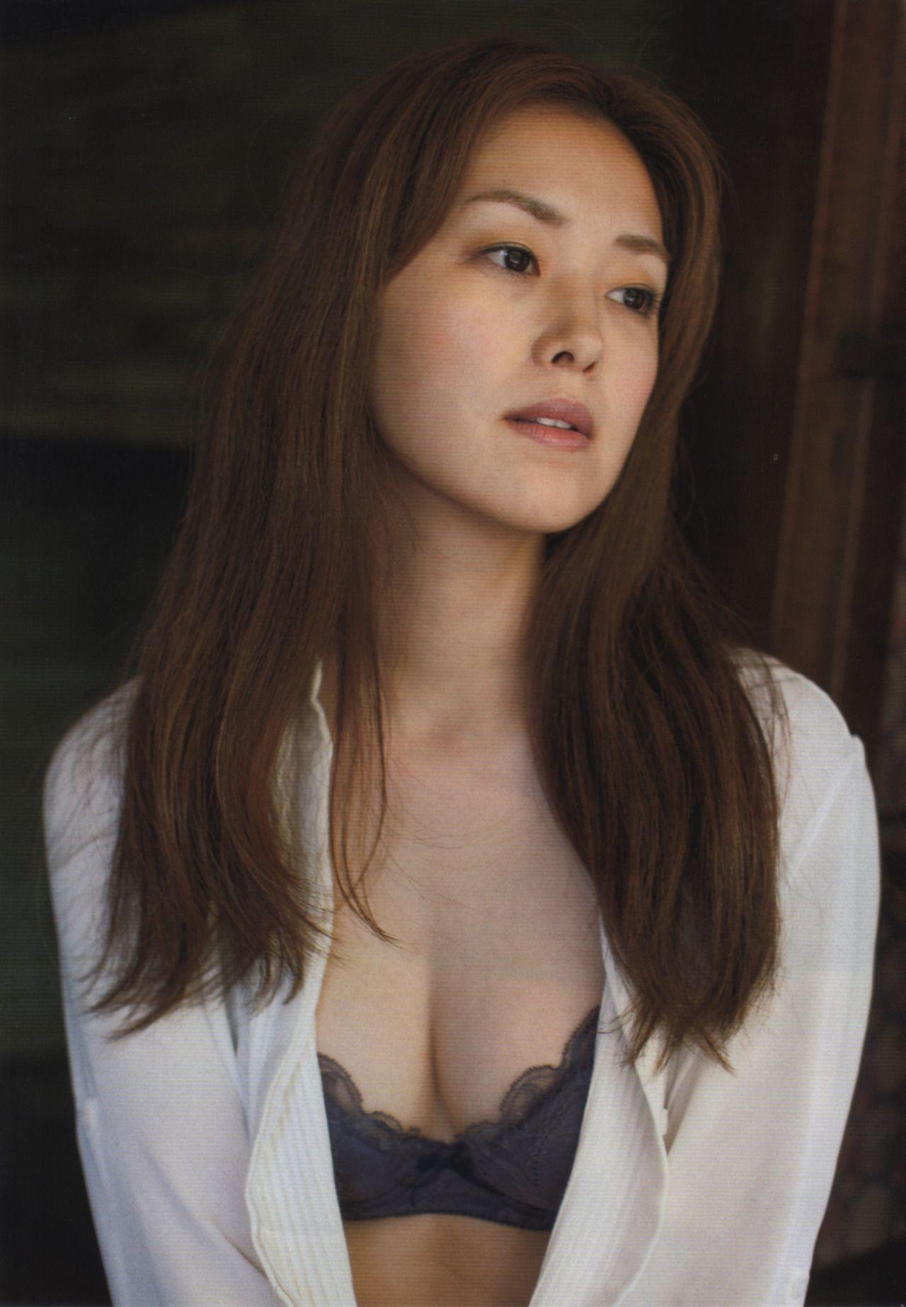 苗木優子のグラビア