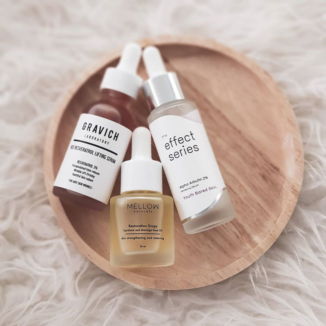 Skincare From Thailand In 2020 Skin Care Squalane Face Oil