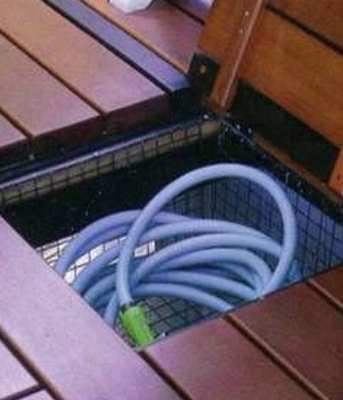 50 Insanely Clever Organizing Ideas. Outdoor StorageUnder Deck ...