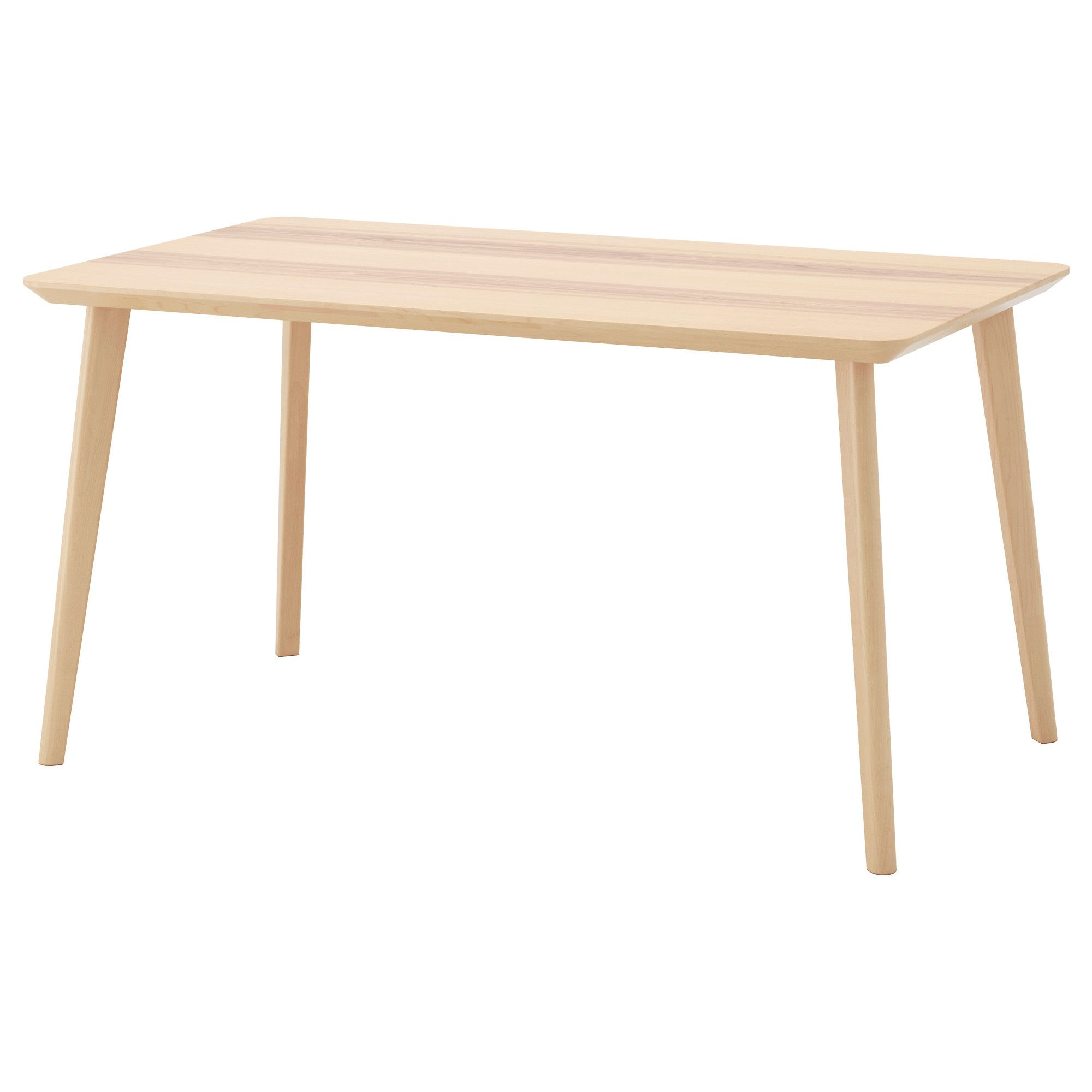 LISABO Table, ash veneer. Ikea DecorFurniture ...