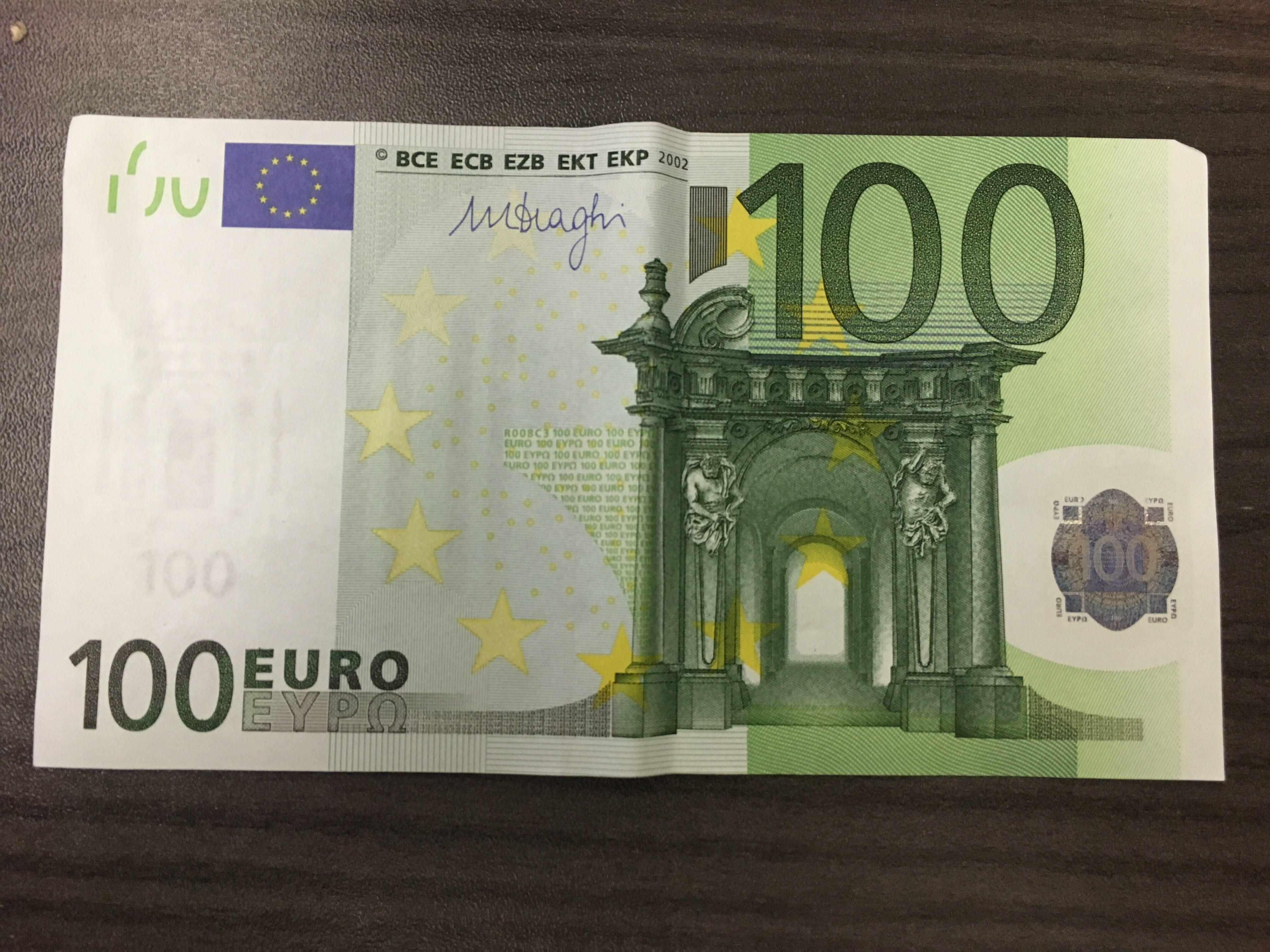 100 To Euro