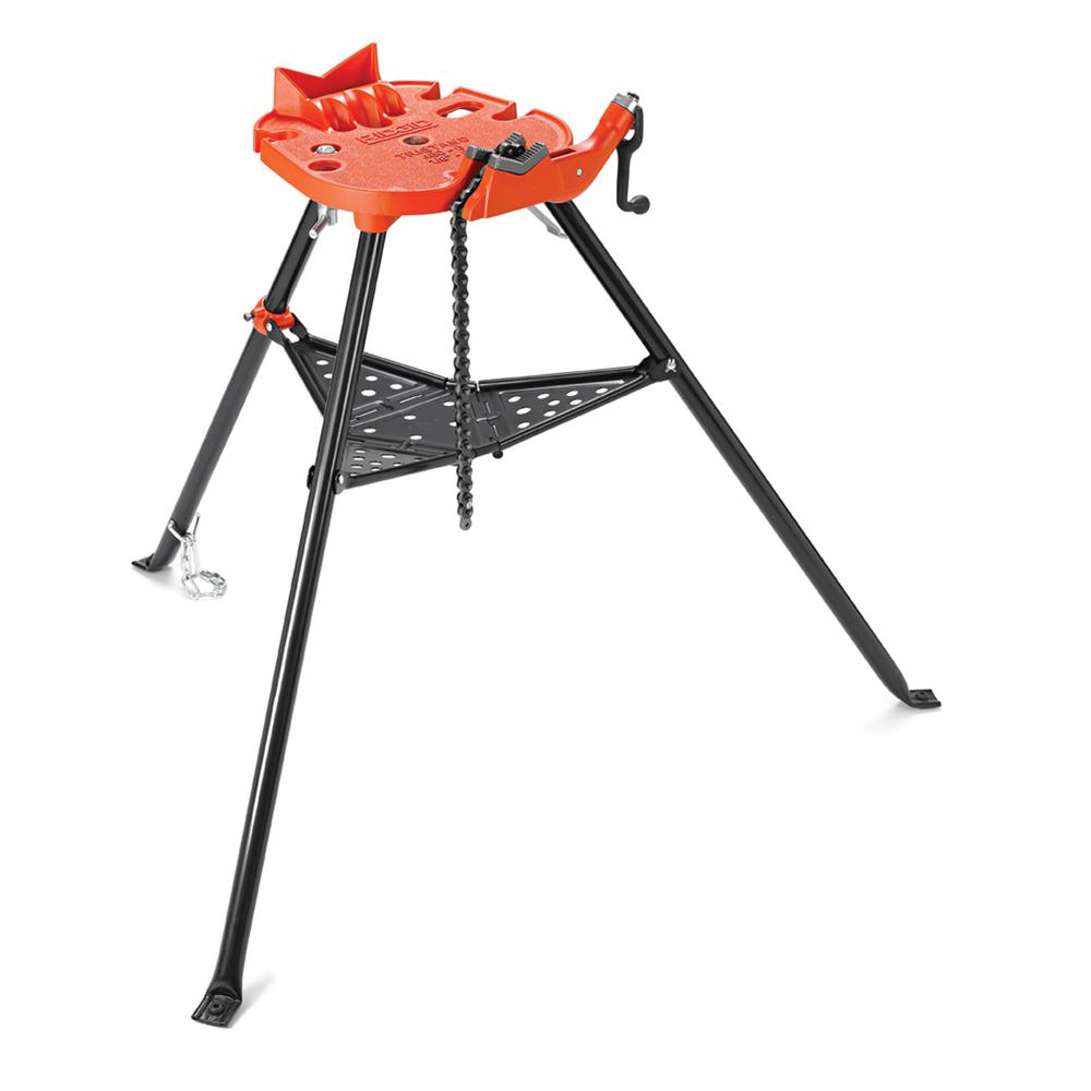 Ridgid 1 8 In To 6 In Model 460 6 Portable Trist And Chain Vise 460 6 In 2019 Products Plumbing Tools Tool Hangers Tools