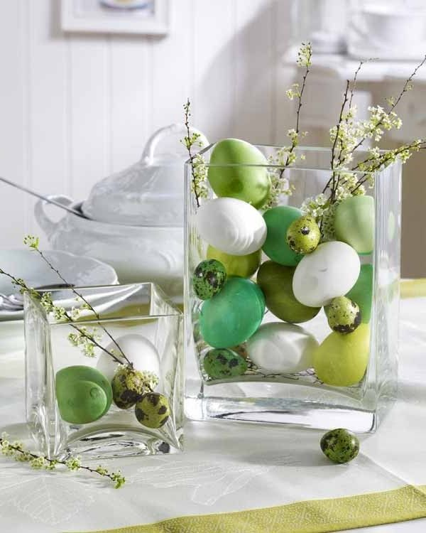 Photo of ▷ 1001 + ideas for a homemade table decoration for Easter