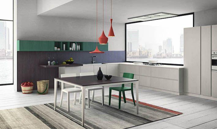 Come scegliere il colore della cucina | Come Arredare Cucina ...