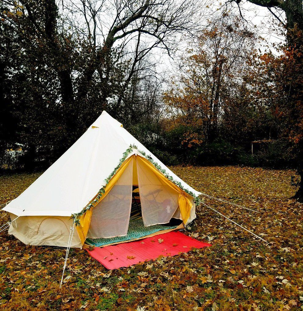 Rent a tent in Nashville and take it camping at Bonnaroo