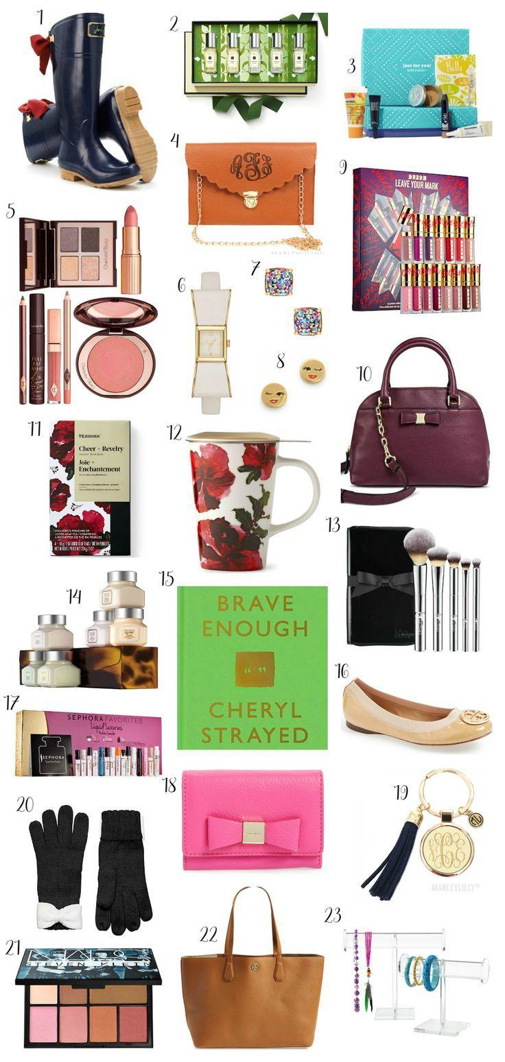 Christmas Gift Guide for Women | Christmas gift guide, Christmas ...