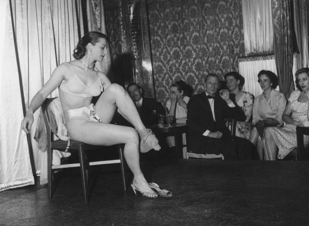 Amateur stripper could be pro