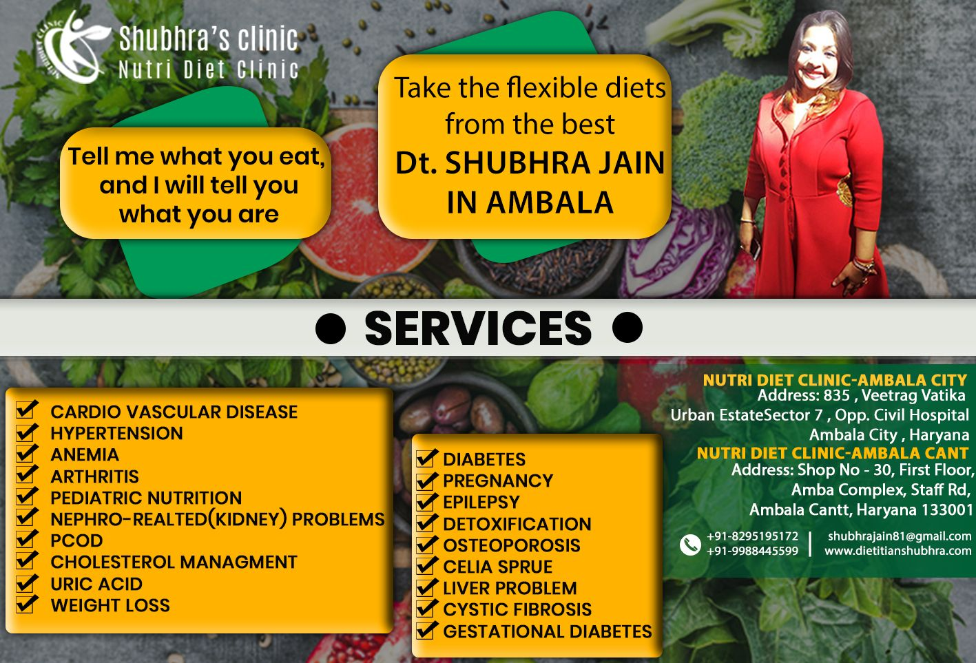 Now You Can Follow The Diet Plans As The Wish You Want And Observe The Effective Results Dt Shubhra Jain Is Flexible Diet Plan How To Stay Healthy Stay Fit
