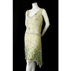 1920s vintage dress - Dress Yp