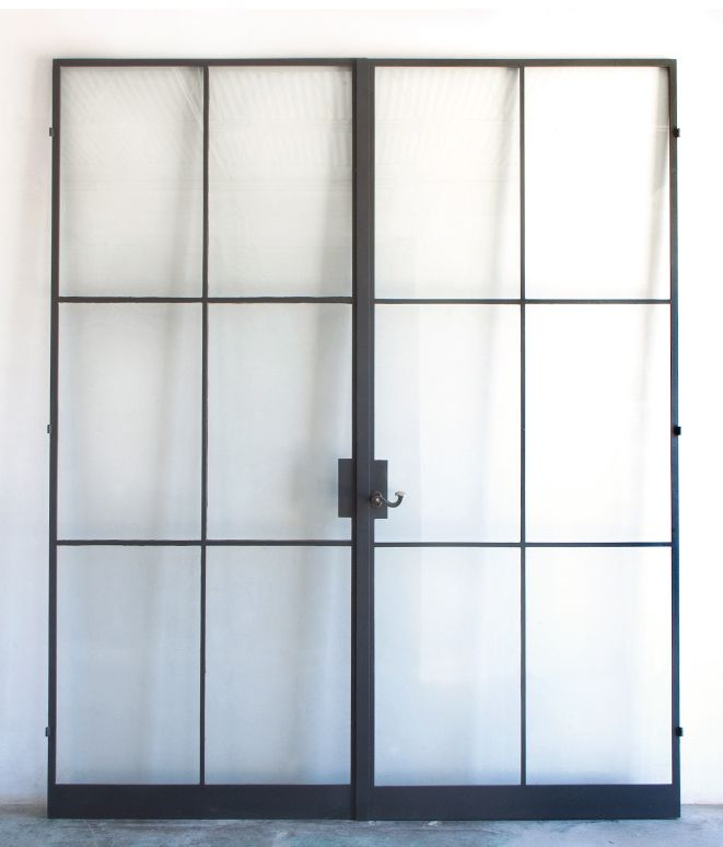 wrapped imager steel products pallets of f doors i and gallery frames door