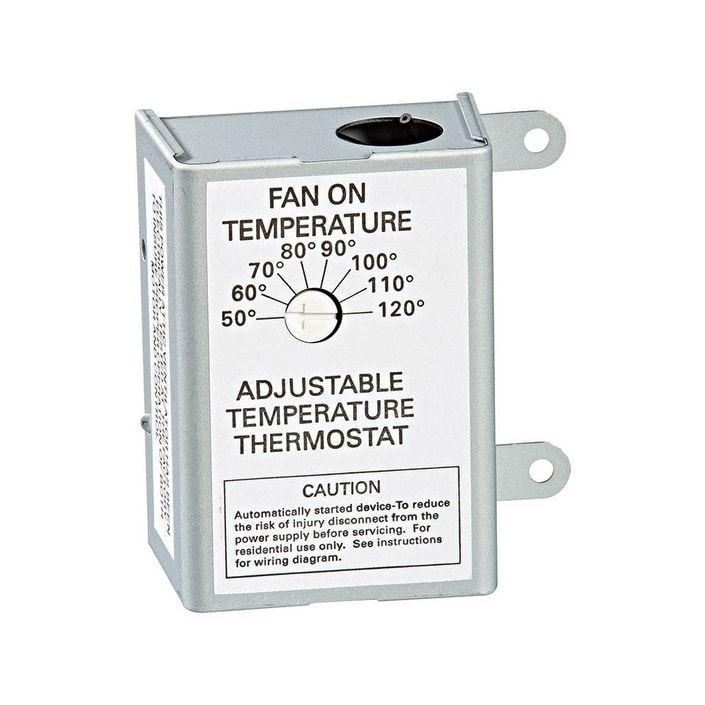 Air Vent 58030 2 Speed Rocker Whole House Fan Switch White Home Improvement Home Hvac Appliances Parts Accessories