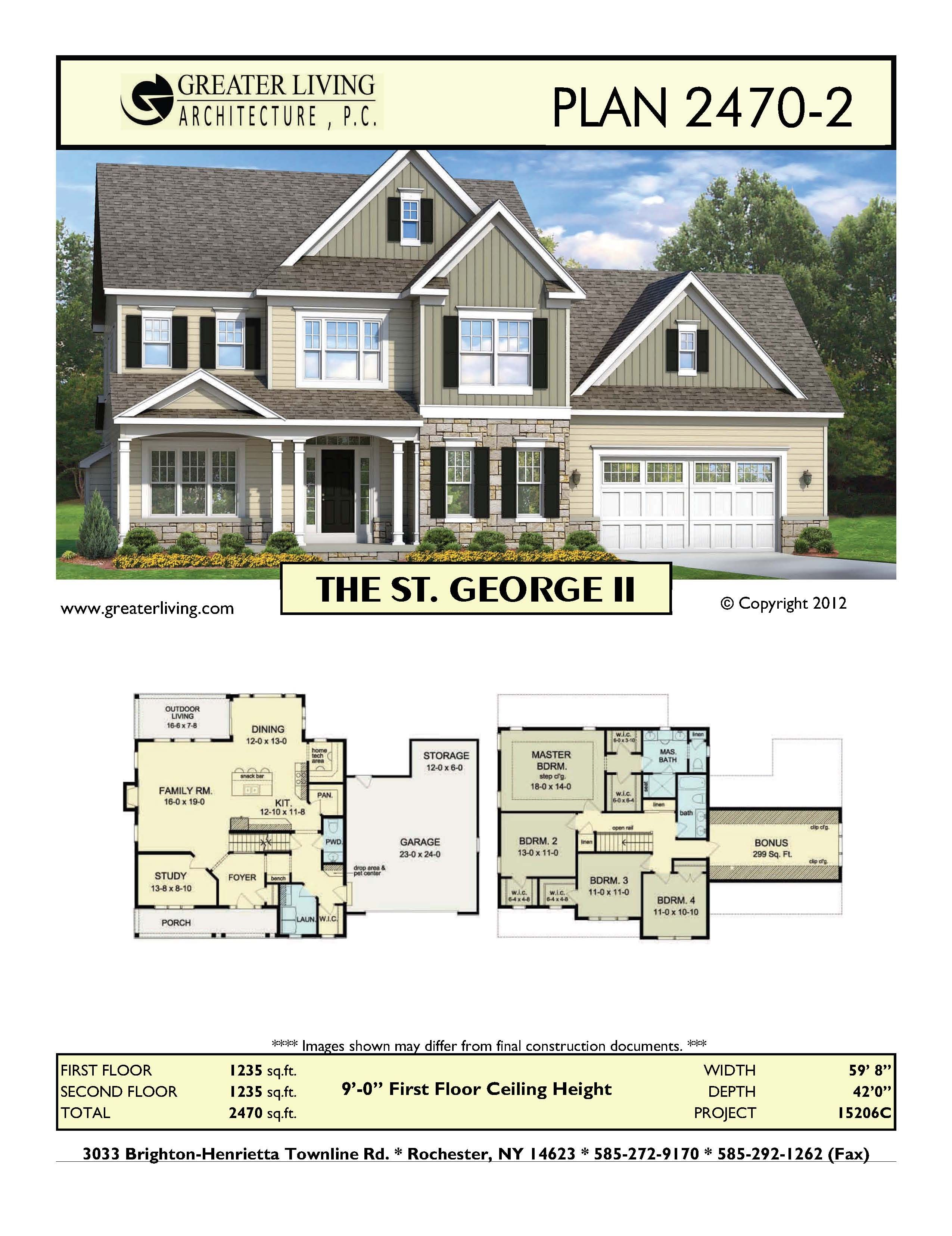 Plan 2470 2 The Frazier Family House Plans Craftsman House Plans Sims House Plans