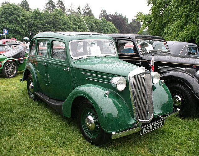 1948 Wolseley Ten By Albert S Bite Via Flickr I Love This Car