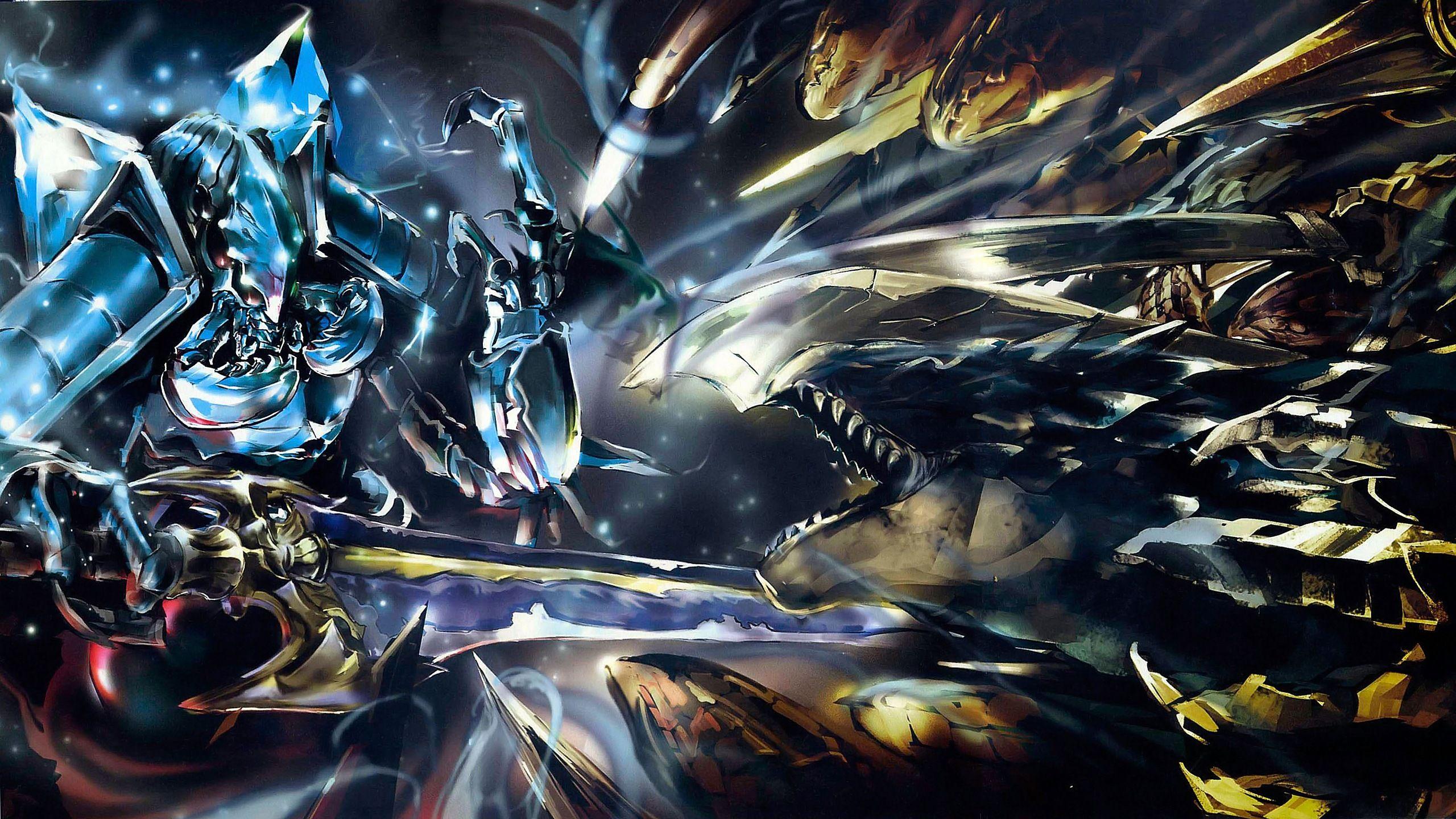 Anime Overlord Overlord Cocytus Lizardman Wallpaper