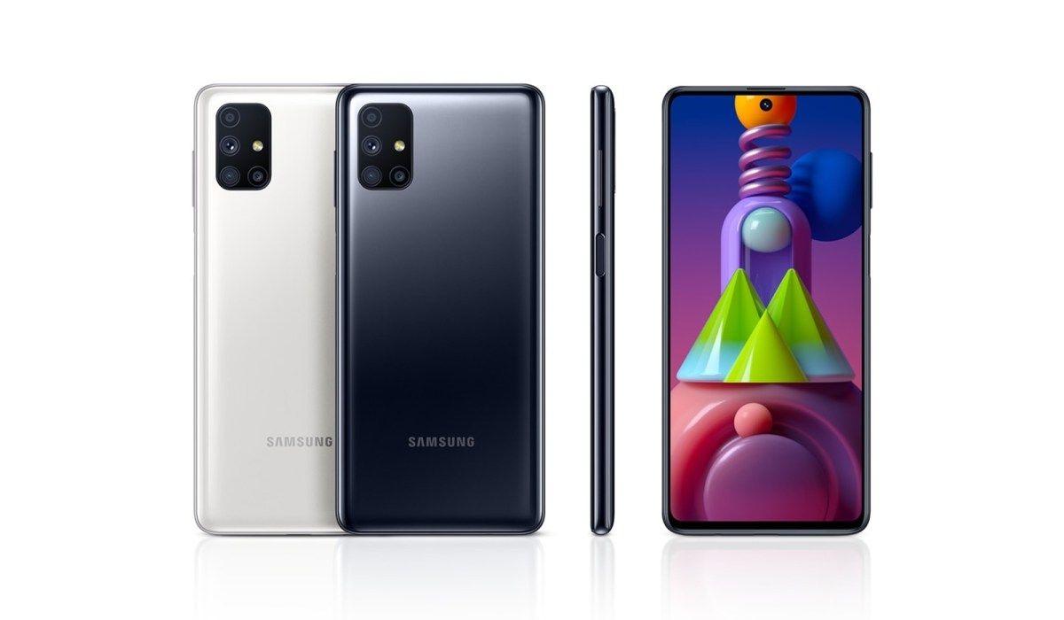Samsung Galaxy M51 mit 7.000 mAh Akku vorgestellt