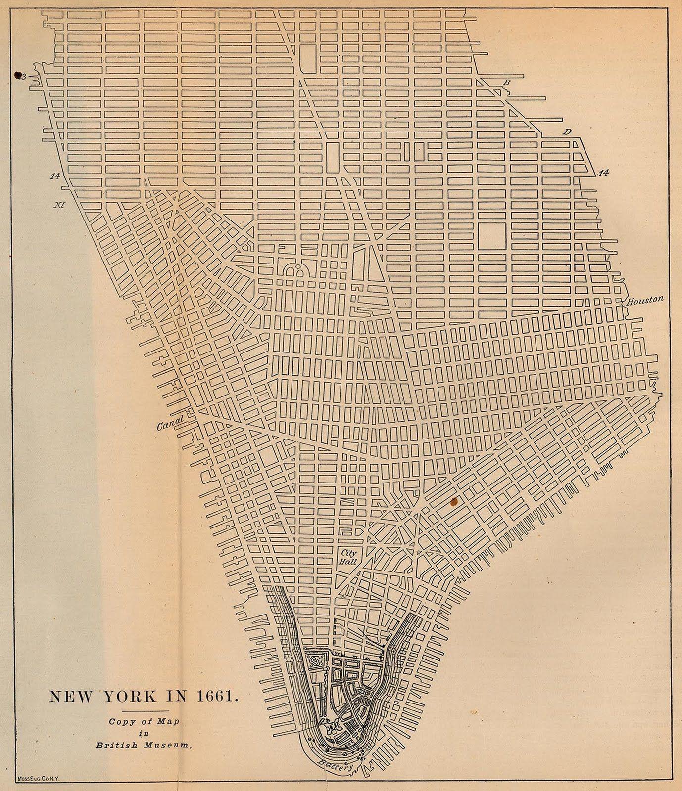 Plan De New York Carte De New York Plan De Manhattan Plan De Métro New York Plan De Brooklyn Cartes Ancien Cartes Anciennes Carte New York Plan De Métro