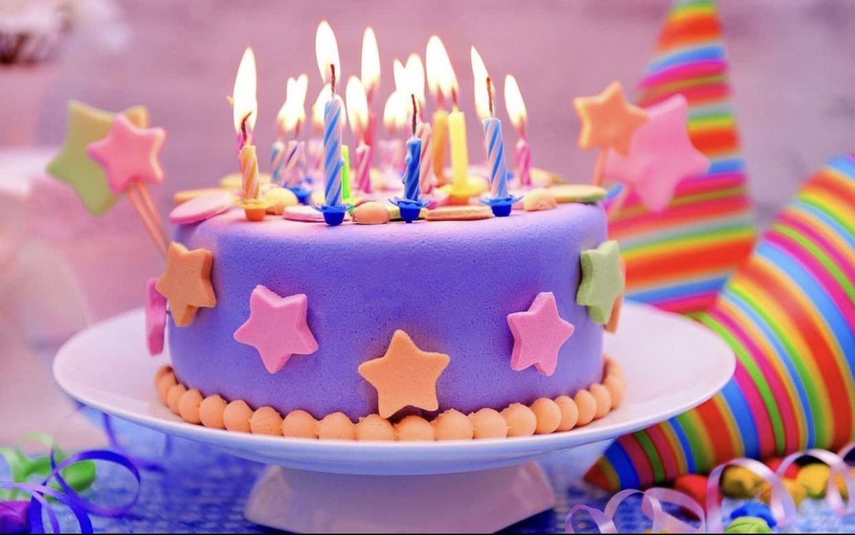 Pin by Renee K on Birthday Board Birthday cake with