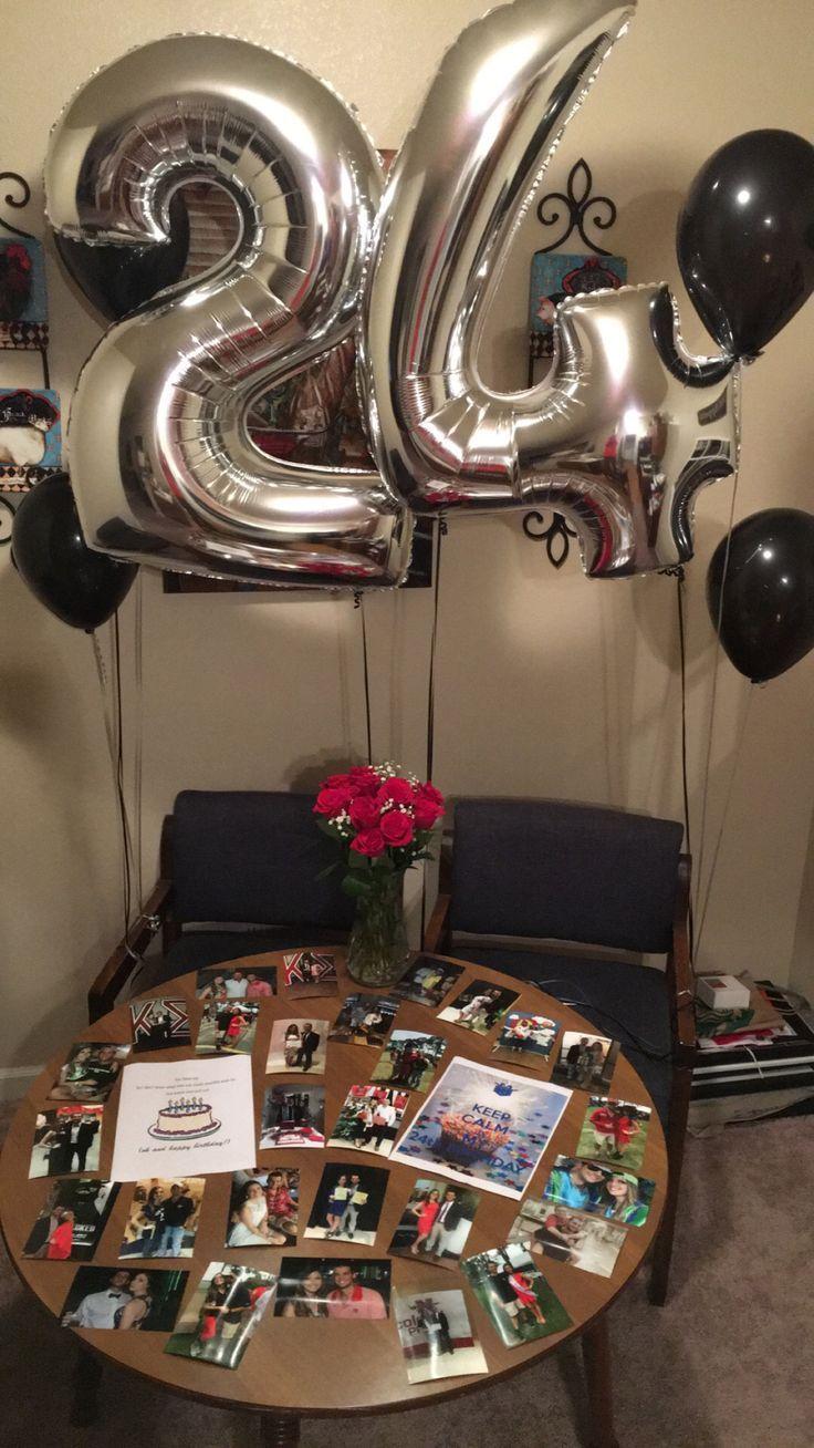 Boyfriend 24th birthday 24 birthday gifts, Birthday