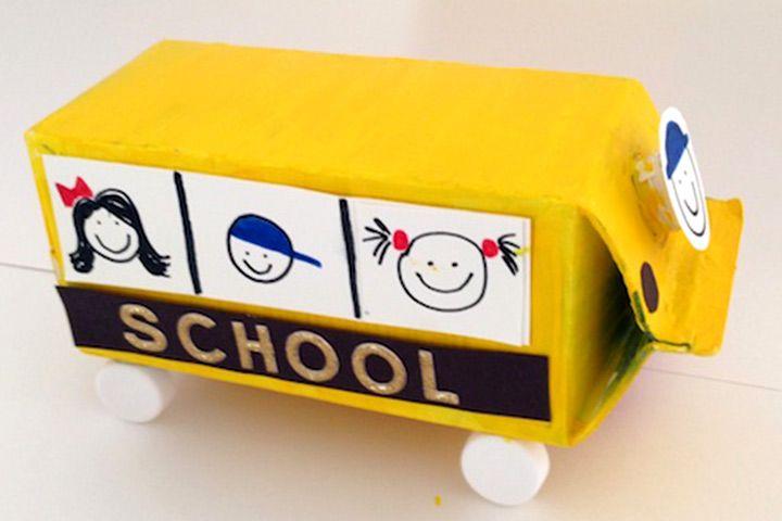 Waste Material Craft Ideas For Kids Part - 44: S-media-cache-ak0.pinimg.com/originals/5b/d0/ff/5b...
