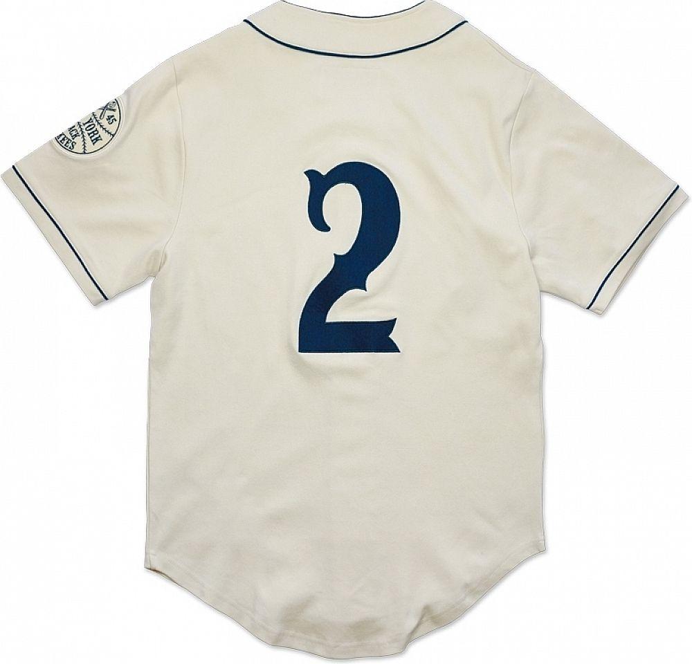 NLBM Negro Leagues Baseball Jersey New York Black Yankees Black