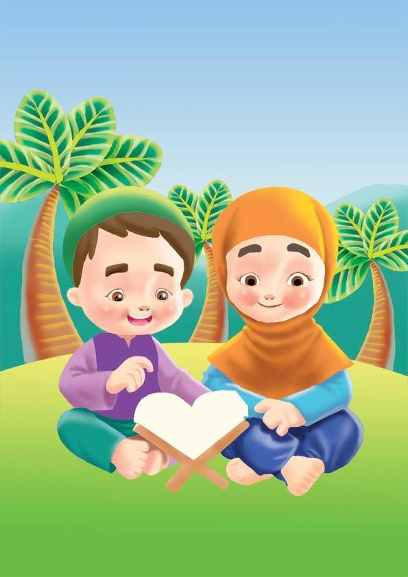 Unduh 2000+ Wallpaper Animasi Islam  Terbaik