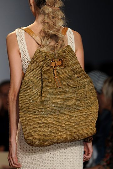 michael kors spring 2012 collection crochet bags you